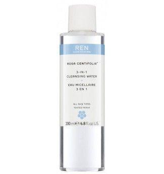 Eau Micellaire 3 en 1 - Rosa Centifolia™ - REN Skincare