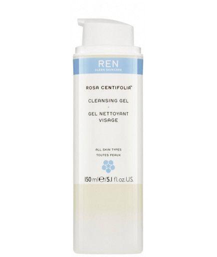 Gel Nettoyant Visage - Rosa Centifolia™ - REN Skincare