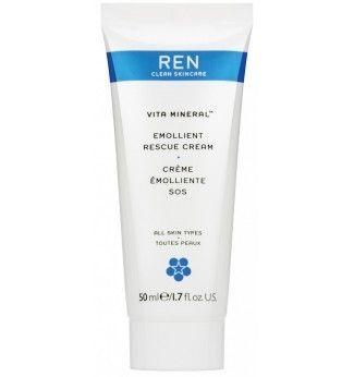 Crème Emolliente SOS - Vita Minéral™ - REN Skincare