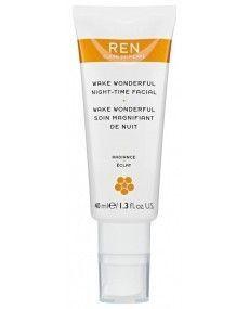 Wake Wonderful Soin Magnifiant de Nuit - Éclat - REN Skincare