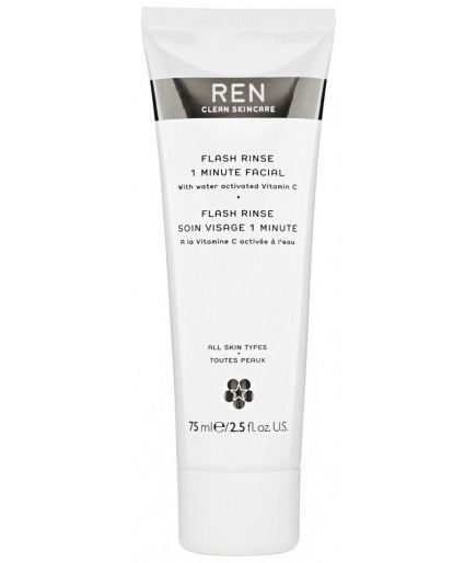 Flash Rinse Soin Visage 1 Minute - Beauty Booster - REN Skincare