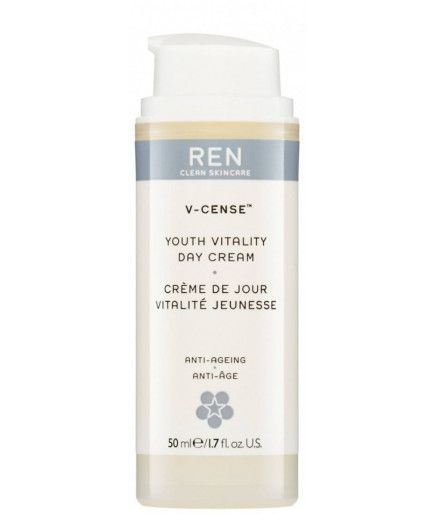 Crème de Jour Vitalité Jeunesse - V-CENSE™ - REN Skincare