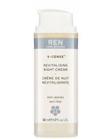 Crème de Nuit Revitalisante - V-CENSE™ - REN Skincare