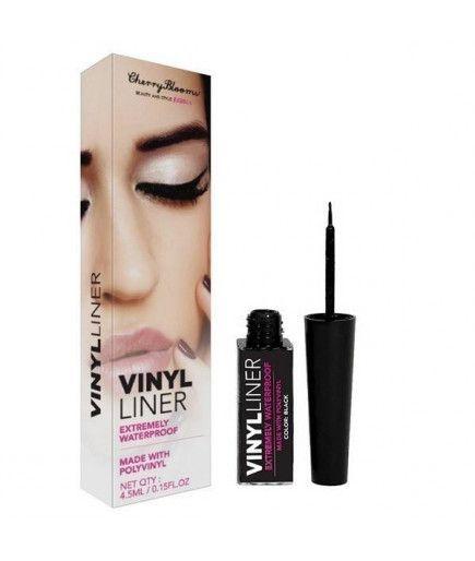 Vinyl Liner - Eyeliner Waterproof - Cherry Blooms