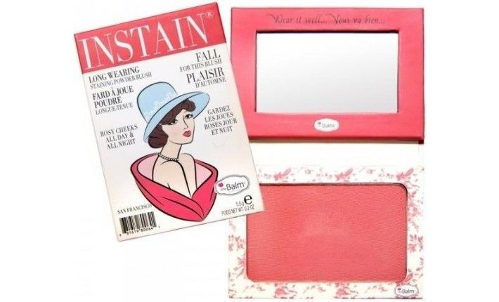 Instain Blush - Toile - The Balm