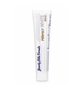 Dentifrice - Perfect White Gold - Beverly Hills Formula
