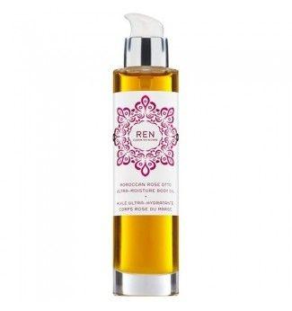 Huile Corps Ultra Hydratante - Rose du Maroc - REN Skincare