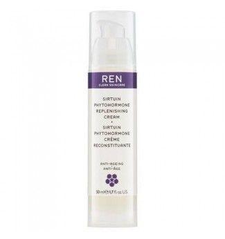 Sirtuin Phytohormone Crème Reconstituante - Peaux Matures - REN Skincare