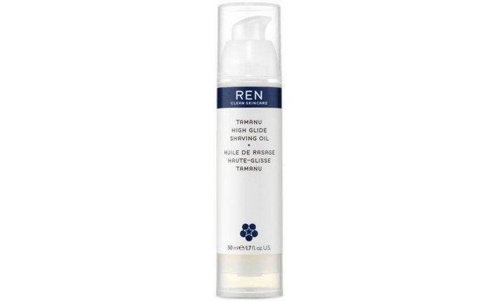 Huile de Rasage Haute Glisse Tamanu - Soin Homme - REN Skincare