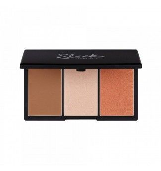 Palette Contouring et Blush - Face Form Medium - Sleek