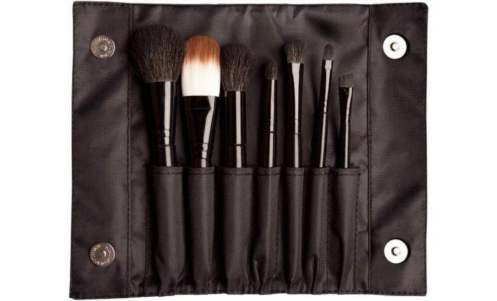 Kit 7 pinceaux - Make Up Brush Set - Sleek