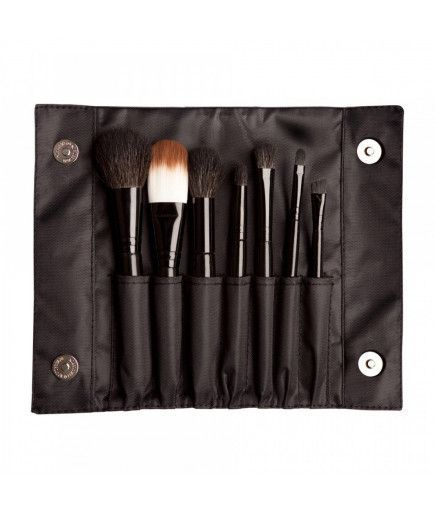 Kit 7 pinceaux - Make Up Brush Set - Sleek