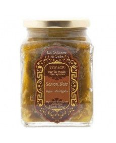 Savon Noir - Argan et Eucalyptus - La Sultane de..