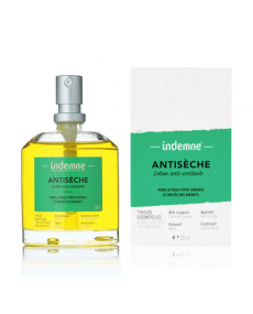 ANTISECHE - Lotion anti-irritante - Indemne