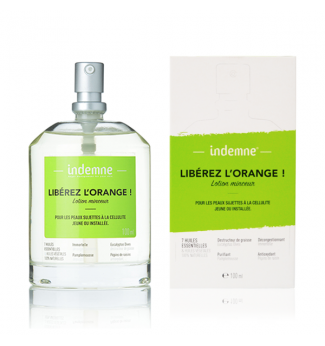 LIBEREZ L'ORANGE ! - Lotion Minceur - Indemne