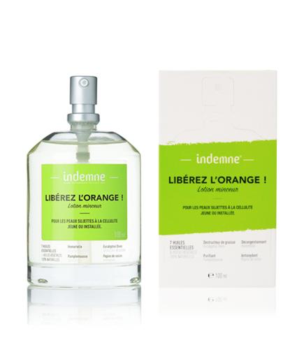 LIBEREZ L'ORANGE ! - Lotion Minceur - Indemne