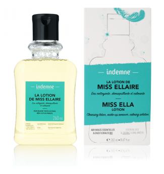 LA LOTION DE MISS ELLAIRE - Eau nettoyante, démaquillante et calmante - Indemne