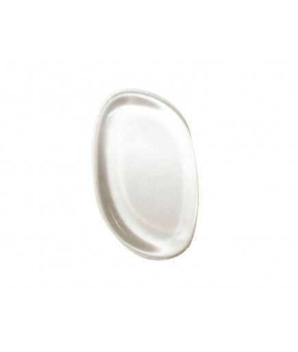 Esponja De Maquillaje De Silicona - Gota-Transparente - Silibeauty