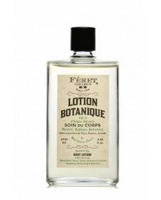 Lotion Botanique pour le corps - Feret Parfumeur