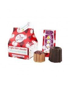 Coffret 100% chocolat - Shampoing + Beurre de Cacao - Lamazuna
