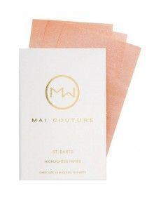 Highlighter en Papier - St. Barts - Mai Couture