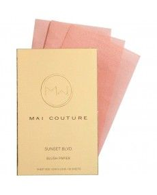 Blush en Papier - Sunset Blvd. - Mai Couture