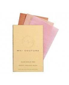 Pack Trio Papier Maquillage - Glow-geous - Mai Couture