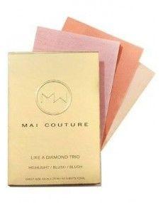 Pack Trio Papier Maquillage - Like a Diamond - Mai Couture