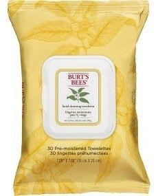 Lingettes Nettoyantes Visage - Thé Blanc - Burt's Bees