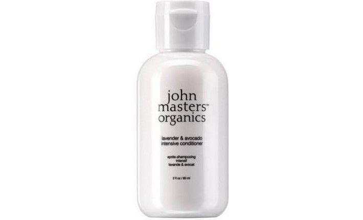 Après-Shampoing Intensif Lavande et Avocat - 60ml - John Masters Organics