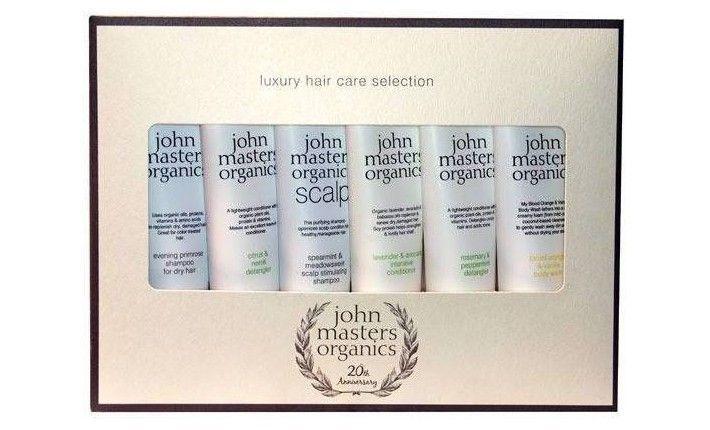 Box Anniversaire - John Masters Organics
