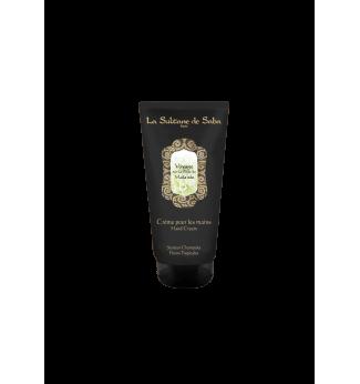 Crème pour les mains - Champaka Fleurs Tropicales - La Sultane de Saba