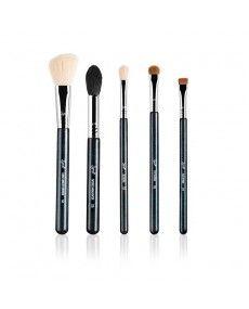 Kit de Pinceaux - Nightlife Brush Set - Manches pailletés - Sigma Beauty
