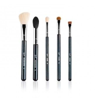 Kit de Pinceaux - Nightlife Brush Set - Manches pailletés - Sigma Beauty