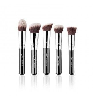 Kit de Pinceaux - Sigmax Kabuki Kit 5 Brushes - Sigma Beauty