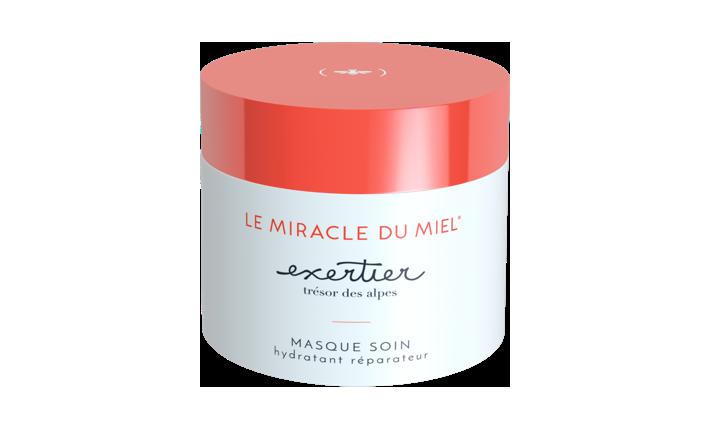 Masque Soin - Le Miracle du Miel - Exertier