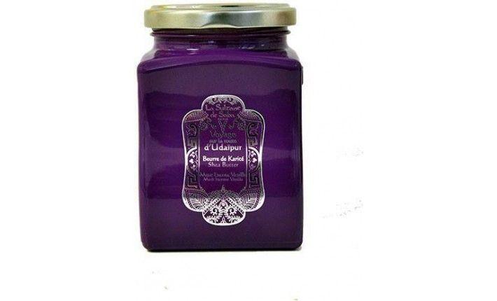 Beurre de karité - Musc, Vanille et Encens - La Sultane de Saba