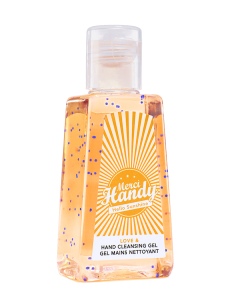 Gel mains nettoyant - Hello Sunshine - Merci Handy