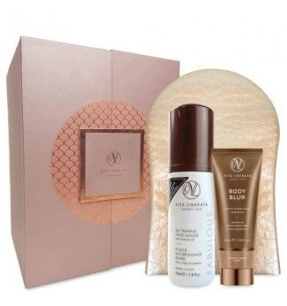 Coffret noël Luxury Tan vita liberata