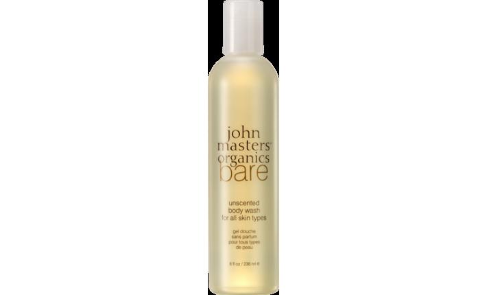 Gel douche sans parfum - 236ml - John Masters Organics