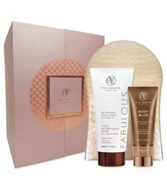 Coffret noël Luxury Tan vita liberata - Lotion