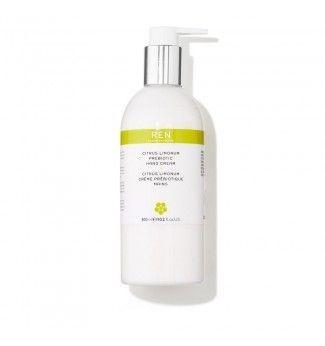 Citrus Limonium Crème Prébiotique Mains - 300 ml - REN Clean Skincare