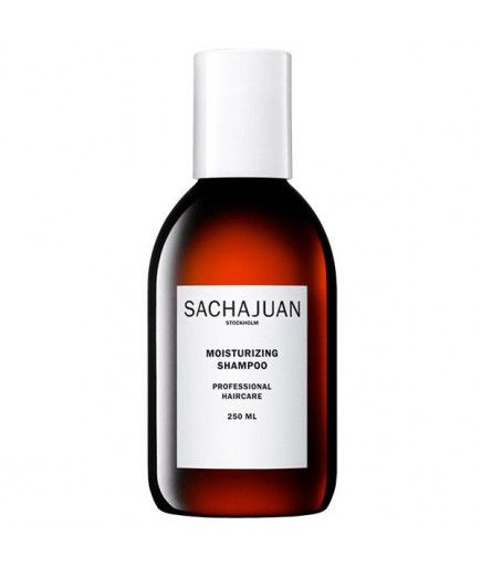 Shampoing cheveux secs ou mêchés - Moisturizing Shampoo - Sacha Juan