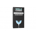 Kit de blanchiment dentaire à LED - SMILE Carbon