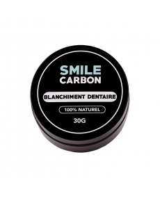 Charbon Actif - Blanchisseur de dents naturel - Smile Carbon