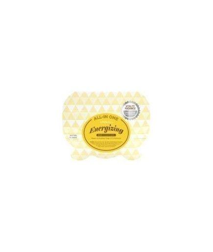 Masque pour le visage Energisant à l'or - 26 g - Lindsay&Co