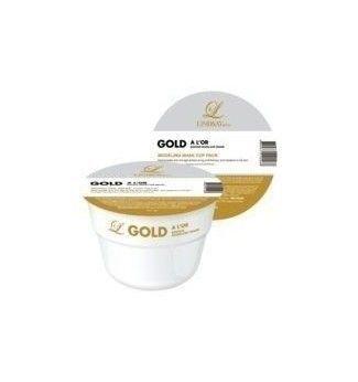 Masque modelage pour le visage à l'or - 28 g - Lindsay&Co