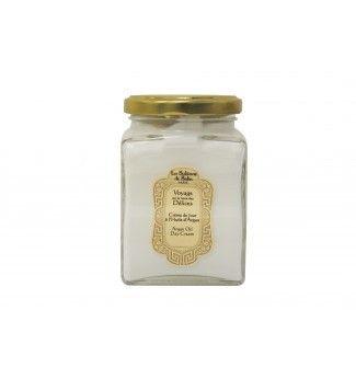 Crème Visage Anti-âge à l'Argent 300 ml - Fleur d'Oranger - La Sultane de Saba
