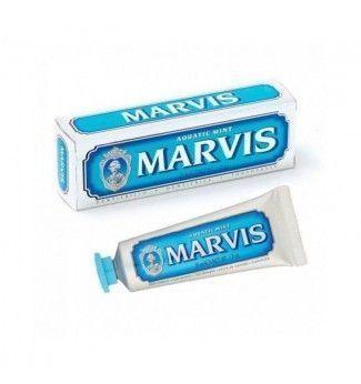 Dentifrice - Menthe Bleue Aquatique - 25 ml - Marvis