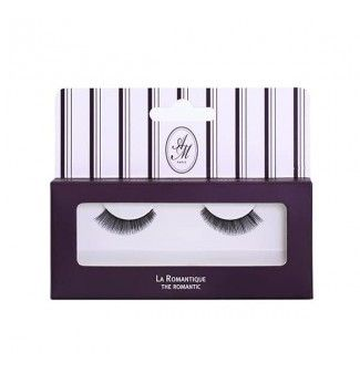 Faux cils - La Romantique - Atelier Maquillage Paris